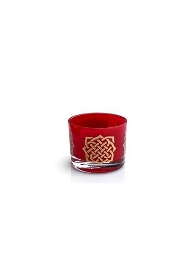 Decoristan Saadet Düğümü T-Light Kırmızı